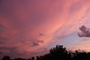 Amazing Sunset in DC July 30