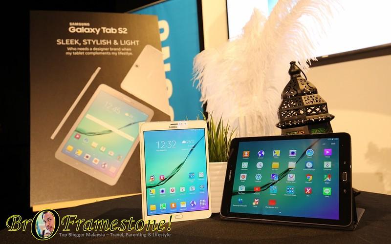 Samsung Galaxy Tab S2 di Malaysia