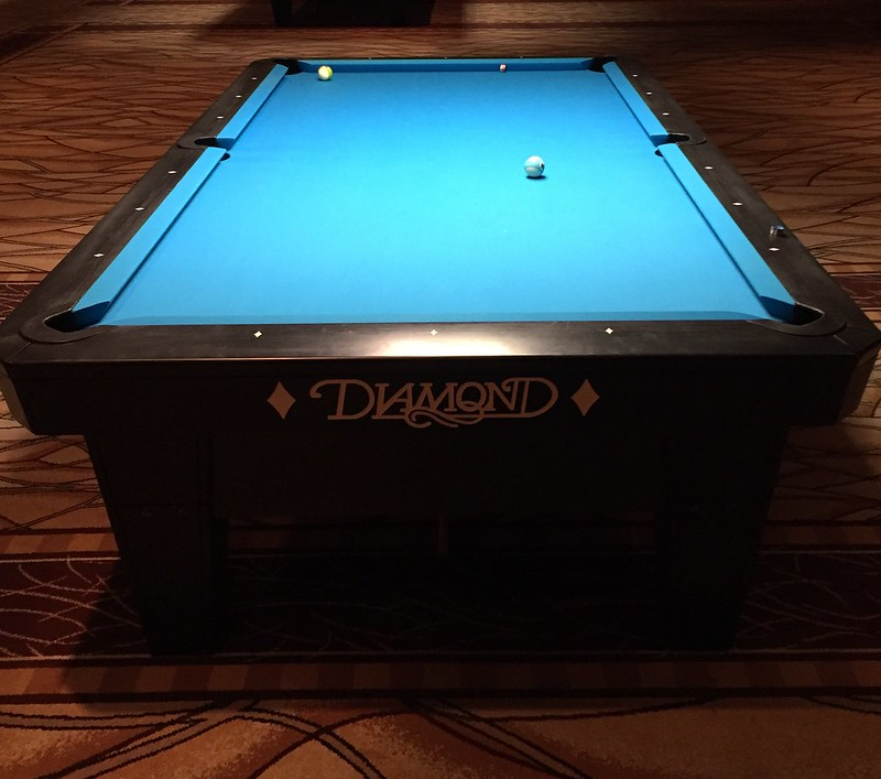Huge Diamond Tables Sale AzBilliardscom - Huge pool table