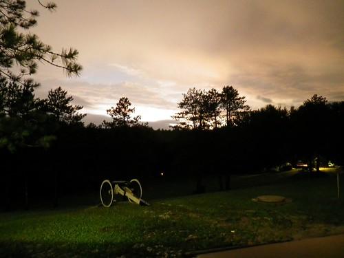sunset cannon settlers bsa trexler