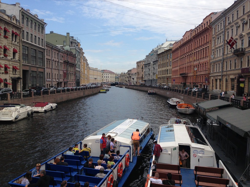 St. Petersburg - August 2015