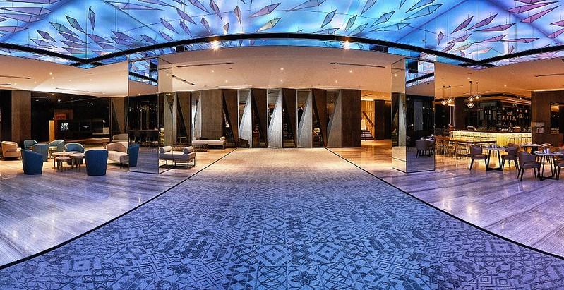 LMKK - Lobby Entrance 1
