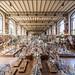 Galeries d'Anatomie comparée et de Paléontologie by une_olive