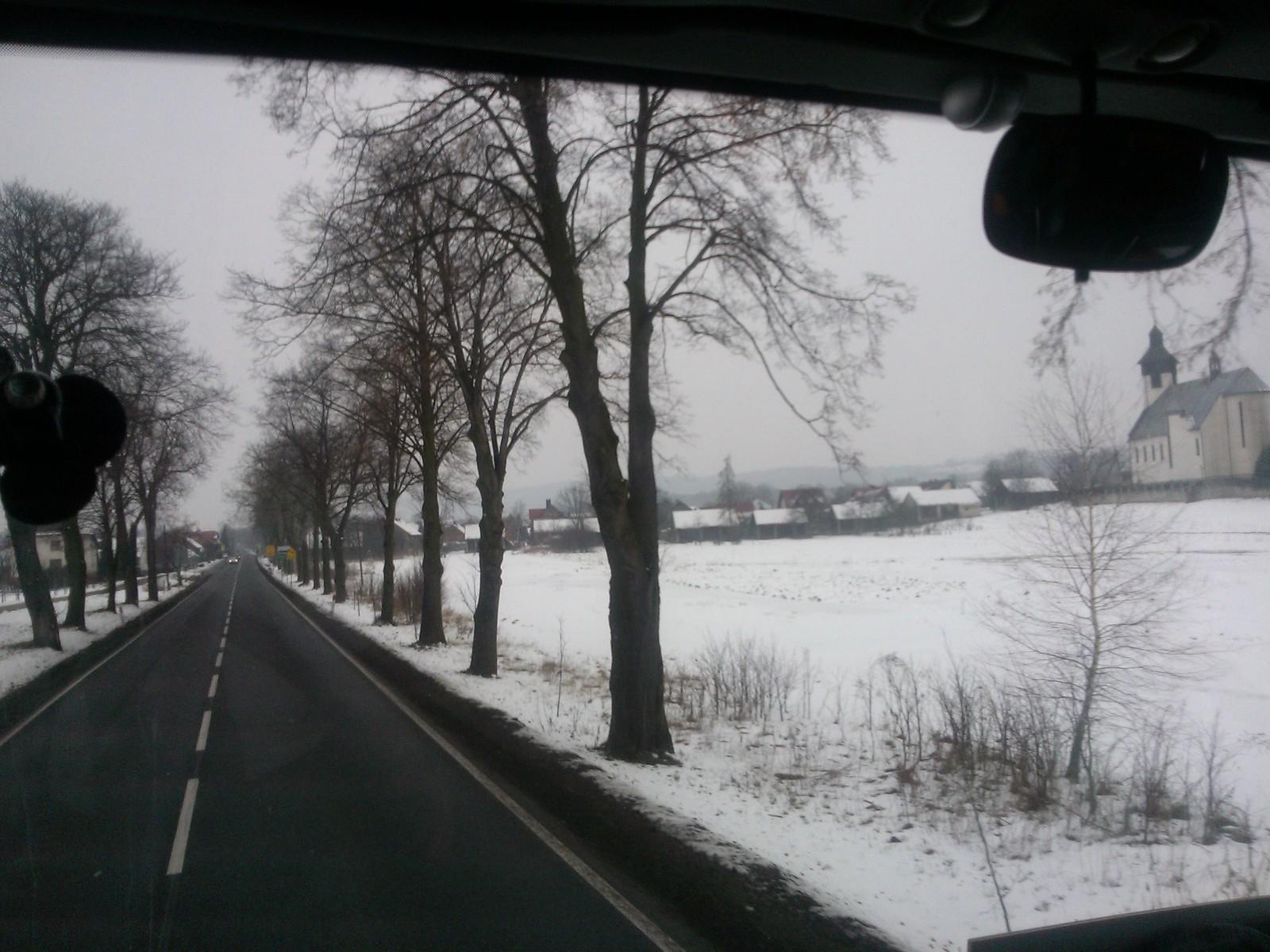 Andando verso Auschwitz-Birkenau