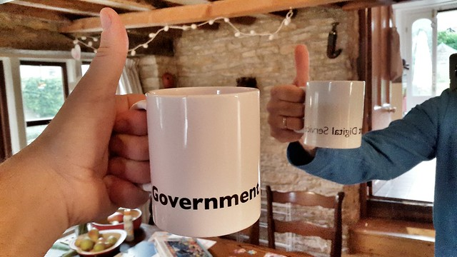 Government Digital Service mug