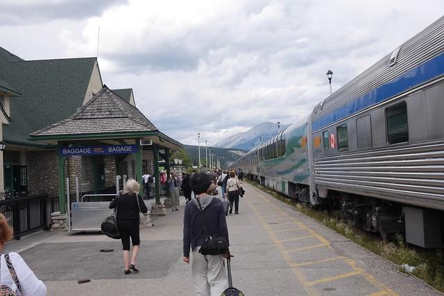 月, 2015-07-20 17:36 - The Canadian Vancouver-Jasper