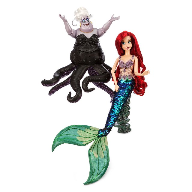 disney fairytale designer collection heroes and villains