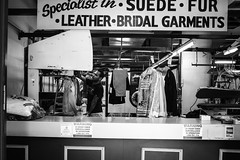 Leather Bridal Garments