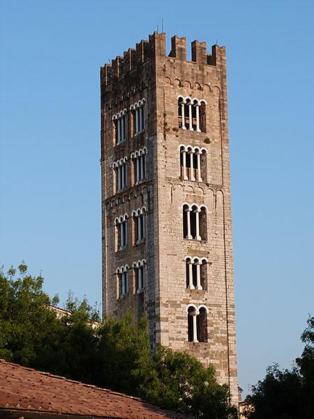 la tour de san frediano