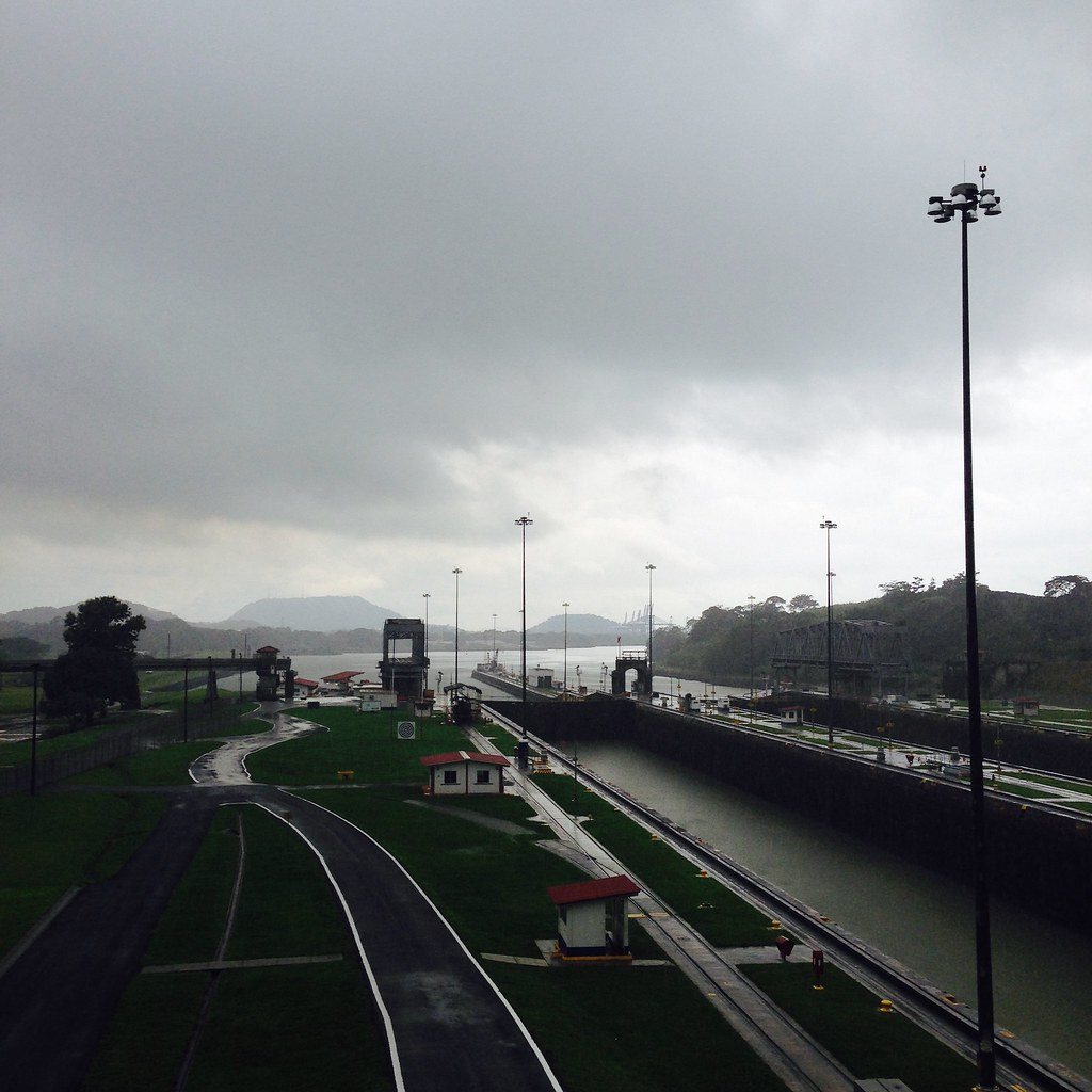 Miraflores Locks