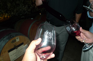 Del Dotto Vineyards Historic Winery and Caves - More barrel tastings