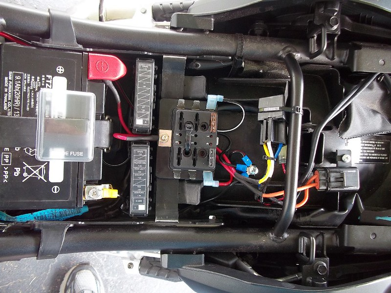 Suzuki gs500 fuse box diagram