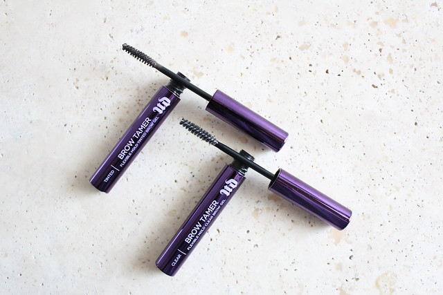 Urban Decay Brow Tamer Flexible Hold Tinted Brow Gel review