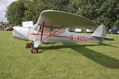 G-AIZU Popham