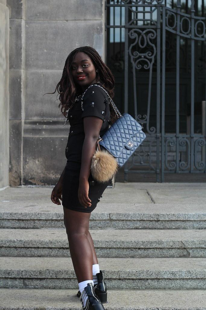 Chanel outfit Lois Opoku lisforlois