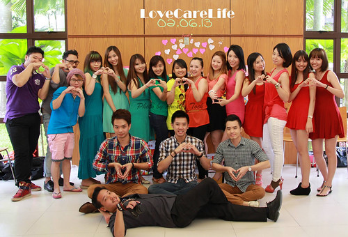 LoveCareLife group pix
