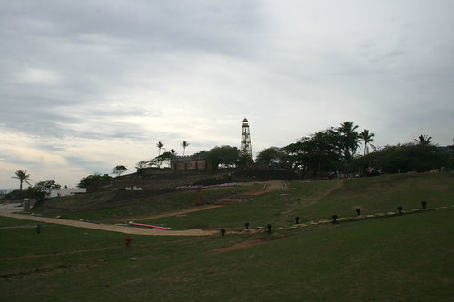 Observation Tower - Parque San Felipe - Puerto Plata