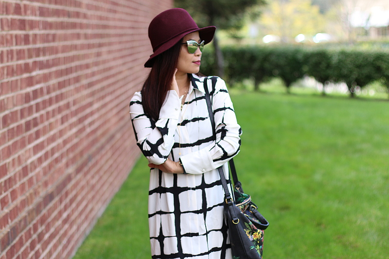 Adam-lippes-target-shirt-dress-floppy-hat-outfit-3