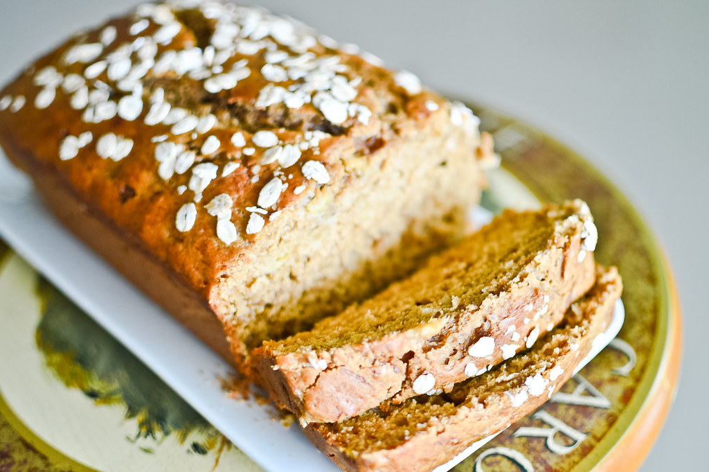 Brown Butter Banana Bread