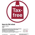 Tax-free muji