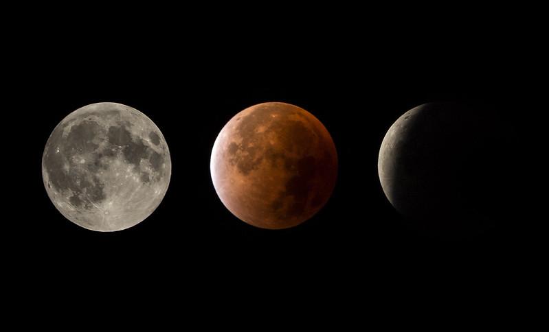 Super Moon, 28th September 2015, 6D #superbloodmoon !