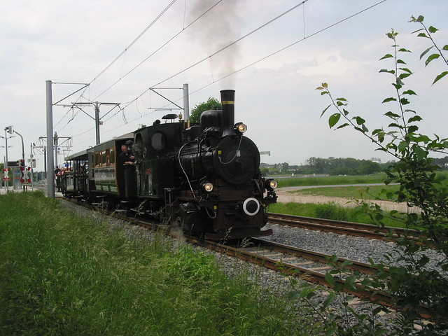"Steam Train ""Feuriger Elias"""