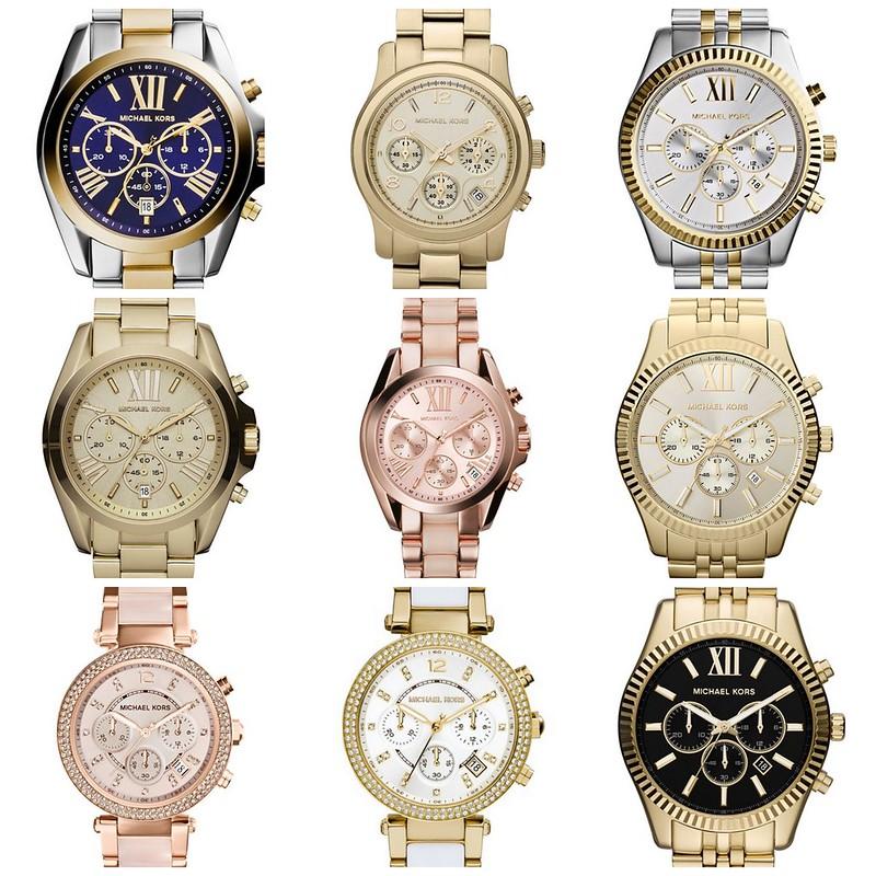 1b41880679c8 Michael kors bradshaw watch silver with black face   Diesel square ...