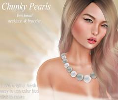 (AMD) Chunky Pearls