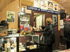 Carol buying very cheap cuppas in the NAAFI by Alan K. Photography