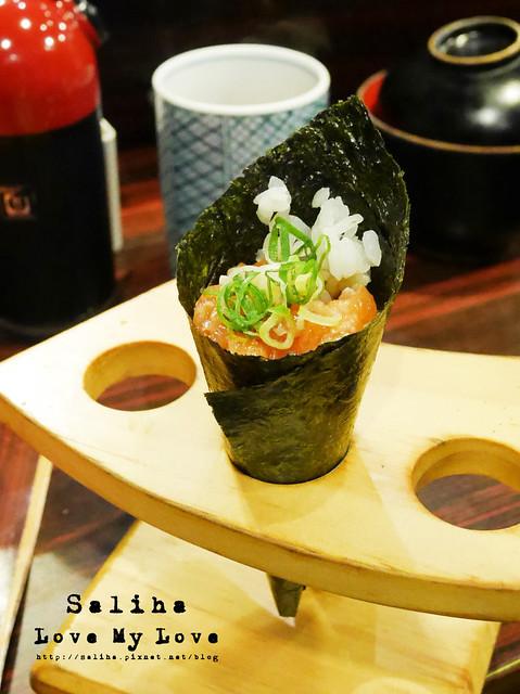 新莊美食鮭鮮人壽司日本料理