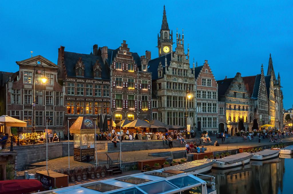 Hotels Near Ghent Belgium
