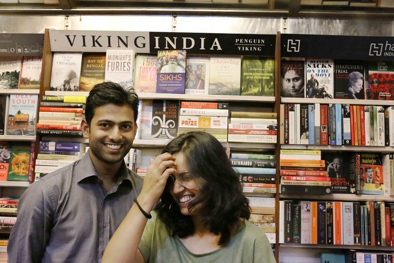 Mission Delhi - Ashutosh Tripathi, The Bookshop