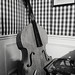 Small photo of Old contrabass