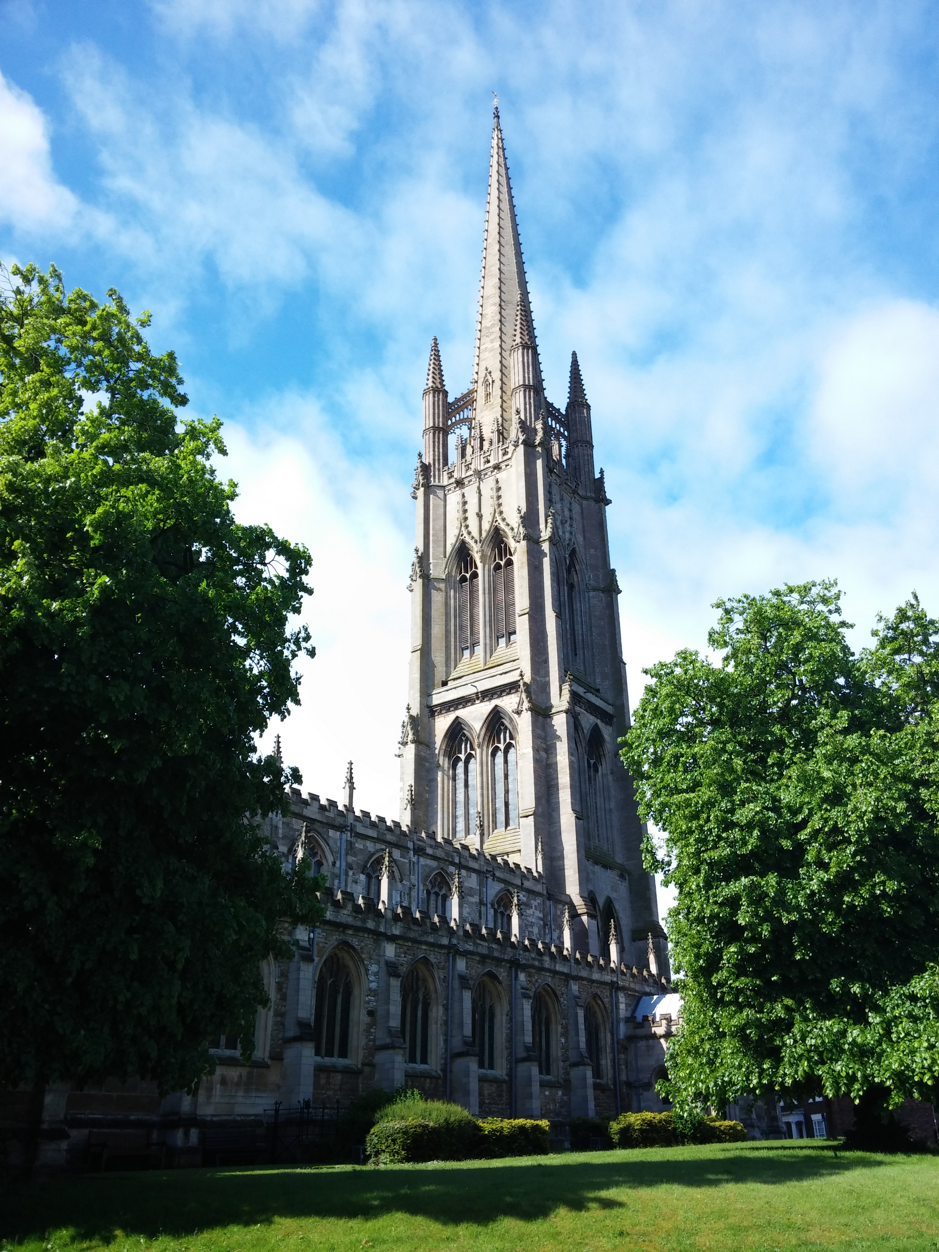 Highly Commended - Neil Hedge, St James Church, Louth, Lincolnshire