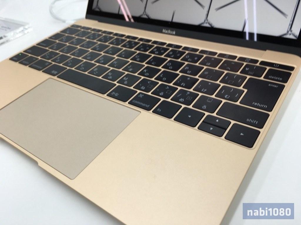 MacBook Retina 12インチ視察02