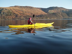 Helen on Derwent Water Image