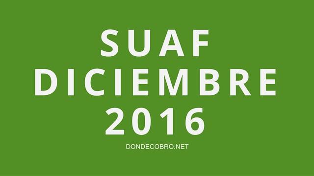 suaf diciembre 2016