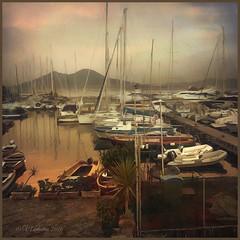 Naples.Evening.
