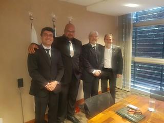 Paulinho da Força se reúne com diretoria da Petrobras