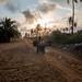 Sunset at the beach - Ouidah, Benin