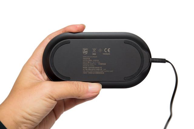 『看守門面』的最佳利器 Qi 無線充電的飛利浦 Union 紳士淨化組 S8880 開箱評測 @3C 達人廖阿輝