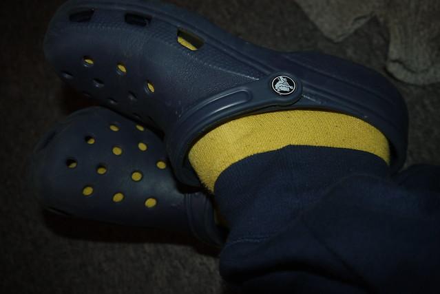 crocs, Panasonic DMC-G2, LUMIX G VARIO 14-42mm F3.5-5.6