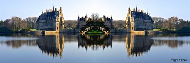 France 2014 - Chateau de la Bretesche