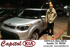 #HappyBirthday to Eddy from Brian Dean at Capitol Kia!