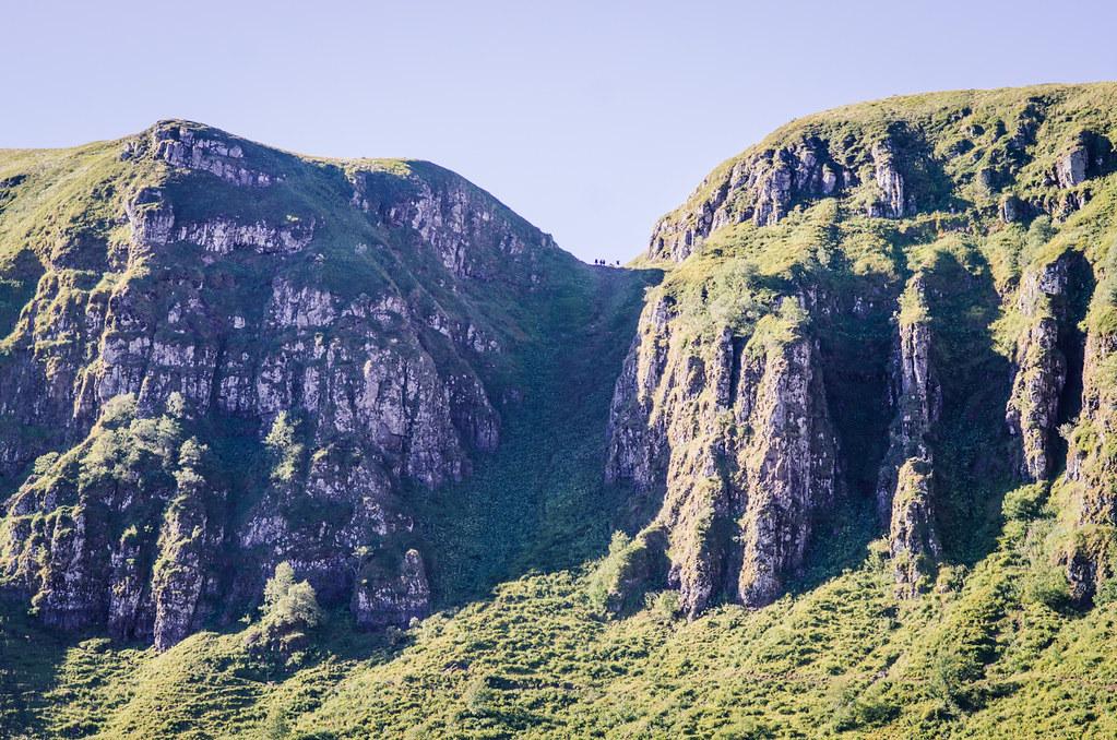 Le Cantal à vélo - Puy Mary et parc naturel régional des volcans d'Auvergne - Carnet de voyage France
