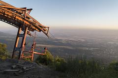 Abandoned lift, 23.07.2015.
