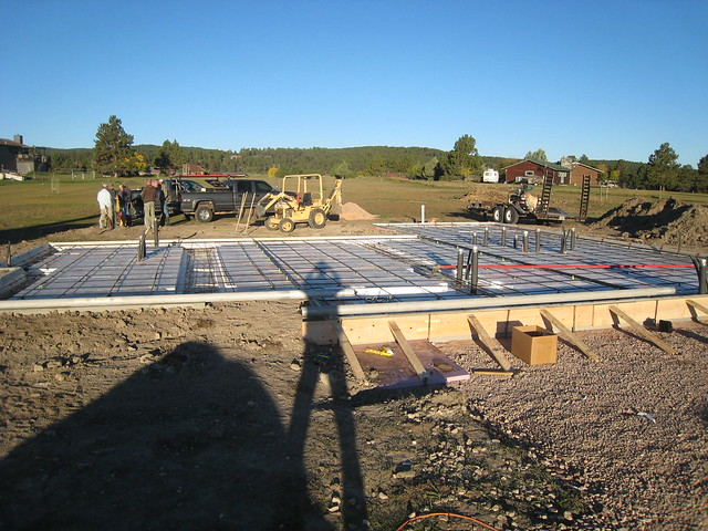 WarmFörm Install, South Dakota Oct16
