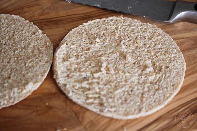 Sándwich Thins de berenjena y pesto (10)