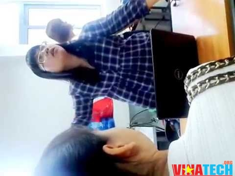 Thái độ không thể chấp nhận được từ giáo viên tại trung tâm tiếng anh Lê Na