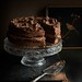 chocolate cake by magshendey